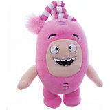 Мягкая игрушка Oddbods Ньют, 12 см