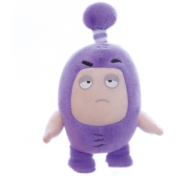 Мягкая игрушка Oddbods Джефф, 12 см