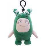 Мягкая игрушка-брелок Oddbods Зи, 12 см
