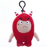 Мягкая игрушка-брелок Oddbods Фьюз, 12 см