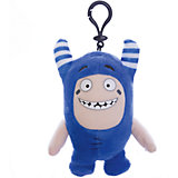 Мягкая игрушка-брелок Oddbods Пого, 12 см