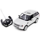 """Радиоуправляемая машинка Rastar """"Range Rover Sport"""" 1:14, серебристая"""