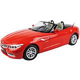 """Радиоуправляемая машинка Rastar """"BMW Z4"""" 1:12, красная"""