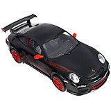 """Радиоуправляемая машинка Rastar """"Porsche GT3 RS"""" 1:14, черная"""