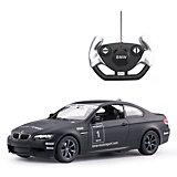 """Радиоуправляемая машинка Rastar """"BMW M3"""" 1:14, черная"""