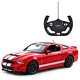 "Радиоуправляемая машинка Rastar ""Ford Shelby GT500"" 1:14, красная"