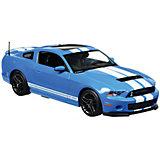 """Радиоуправляемая машинка Rastar """"Ford Shelby GT500"""" 1:14, синяя"""