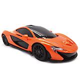 """Радиоуправляемая машинка Rastar """"McLaren P1"""" 1:14, оранжевая"""