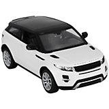 """Радиоуправляемая машинка Rastar """"Range Rover Evoque"""" 1:14, белая"""