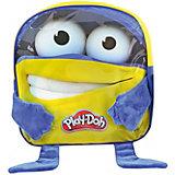 Набор Play doh Рюкзачок для мальчика с плюшевыми ручками и ножками