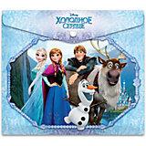 Папка для российских тетрадей Disney Frozen