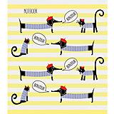 Коты и таксы, 96 л. (без линовки)