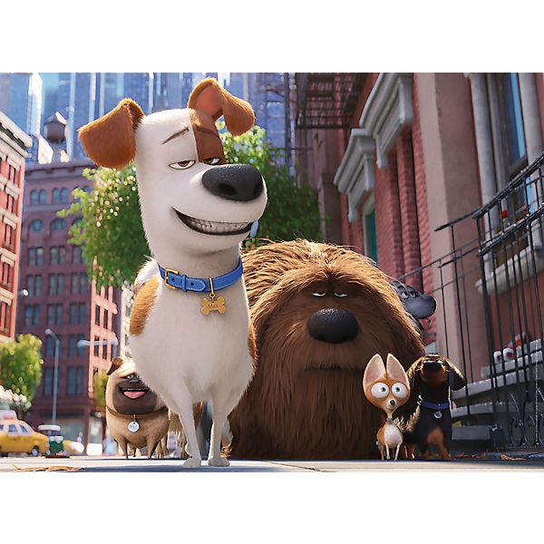 """Пазл """"Тайная жизнь домашних животных. Макс и друзья"""" XXL 100 шт"""