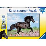 Пазл «Прекрасная лошадь» XXL 200 шт