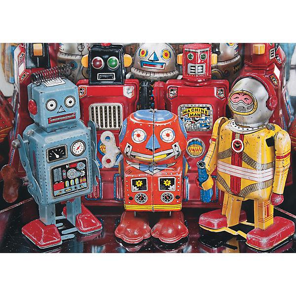 Пазл «Роботы»  300 шт #