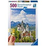 Пазл «Замок в горах» 500 шт