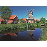Пазл «Ветряная мельница» 500 шт