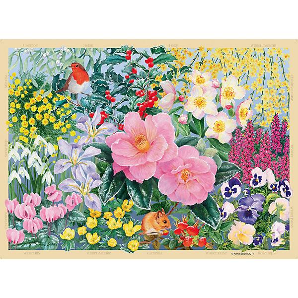 Пазл «Зимний сад» 500 шт