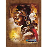 Пазл «Африканская красавица» 1000 шт