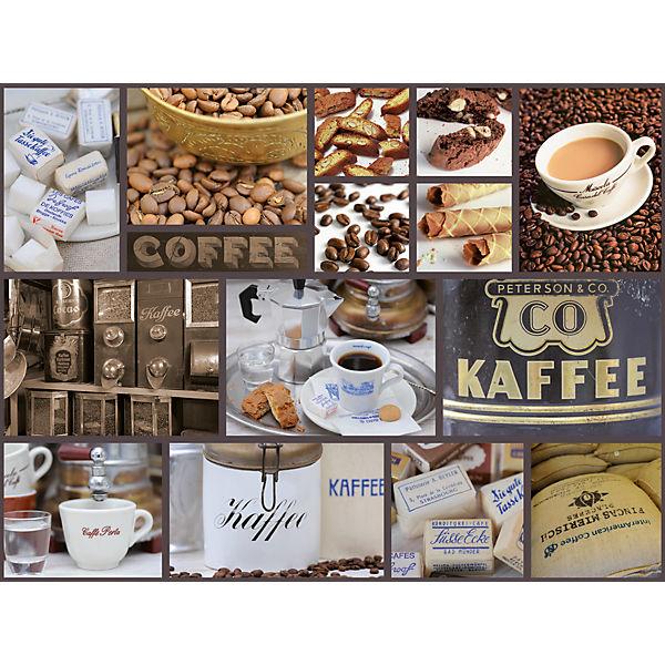 Пазл «Кофе-брейк» 2000 шт