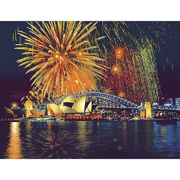 Пазл «Фейерверк над Сиднеем» 2000 шт