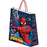 Пакет подарочный,  Spider-man