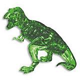 3D головоломка Динозавр зеленый
