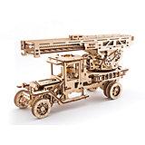 Конструктор 3D-пазл Ugears - Пожарная лестница