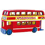 """Сборная модель Robotime """"Лондонский автобус"""""""
