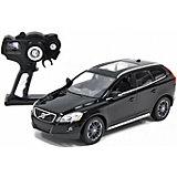 """Радиоуправляемая машинка Rastar """"Volvo XC60"""" 1:14, черная"""