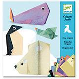 """Оригами """"Полярные животные"""", Djeco"""