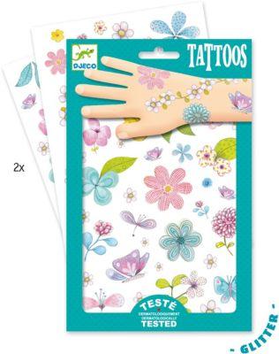Татуировки Цветы, Djeco