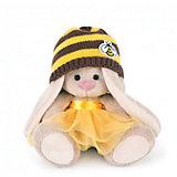 Зайка Ми  в шапке-пчелка (малыш)