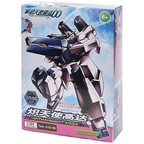Модель для сборки робот Читианьши-Гаода