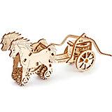 Сборная модель Колесница Да Винчи Wooden City