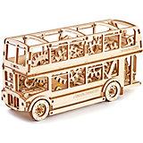 Сборная модель Лондонский автобус Wooden City
