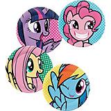 "Набор тарелок для праздника My Little Pony ""Вечеринка Пинки Пай"" 4шт."