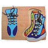 """Рамка """"2 ботинка"""" Чудо-Дерево"""