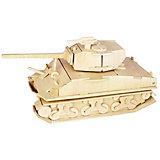 Модель сборная Танк М-3 Стюарт Чудо-Дерево