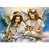 Пазл Два Ангела, 180 деталей, Castorland
