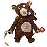 "Развивающая игрушка ""Мишка и малыш"" 40 см Ebulobo"