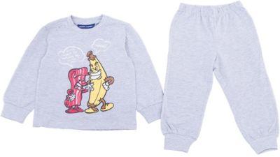 Пижама Original Marines для мальчика - серый