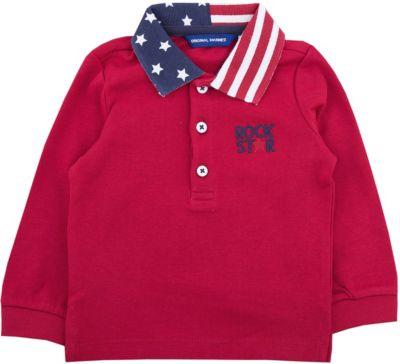 Джемпер Original Marines для мальчика - красный