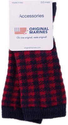 Носки Original Marines для мальчика - красный