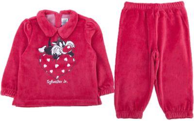Пижама Original Marines для девочки - красный