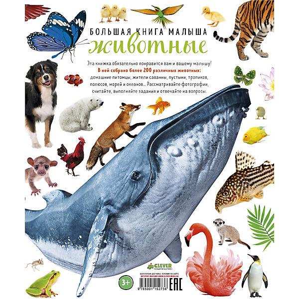 """Большая книга малыша """"Животные"""""""