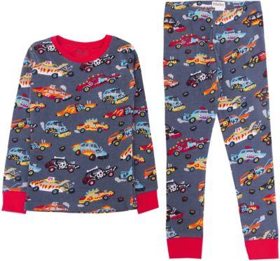 Пижама Hatley для мальчика - серый
