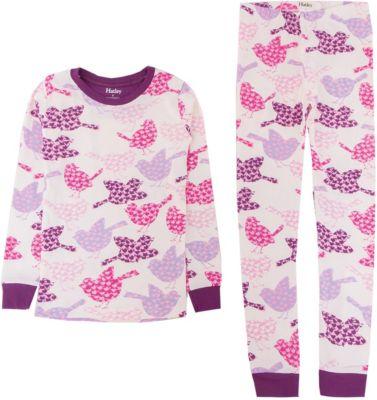 Пижама Hatley для девочки - бежевый