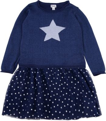 Платье Hatley для девочки - синий