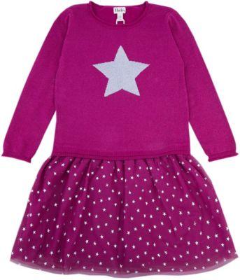Платье Hatley для девочки - бордовый